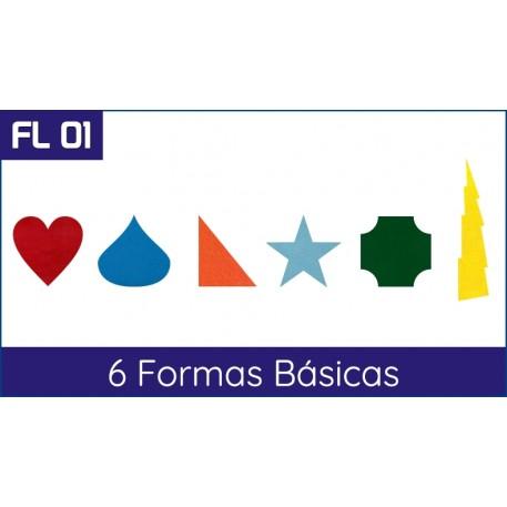 FL 01 - Formas Básicas