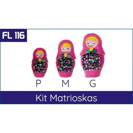 Cartela FL 116 P + M+ G