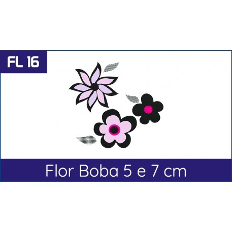 Cartela FL 16