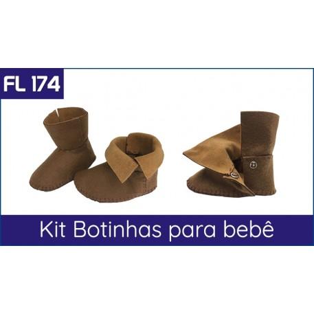 Kit Cartelas FL 174 P, M e G