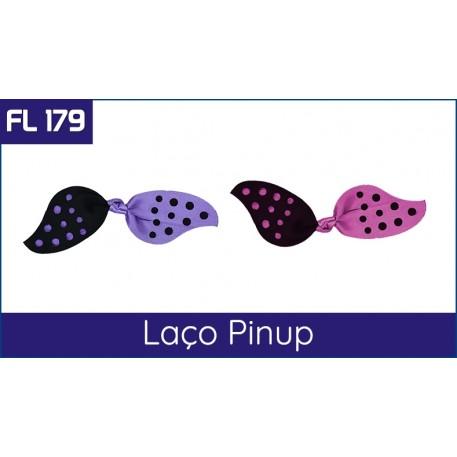 Cartela FL 179 - Laço Pinup