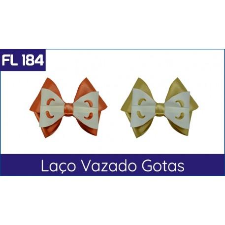 Cartela FL 184 - Laço Gota