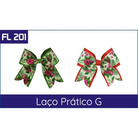 Cartela FL 201 - Laço Prático