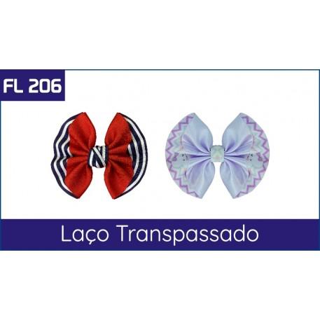 FL 206 - Laço Transpassado