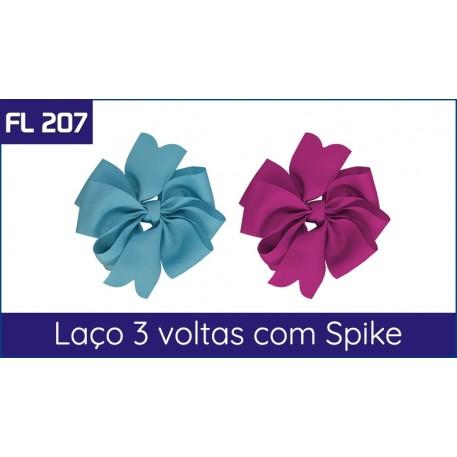 FL 207 - Laço Três Voltas com Spike