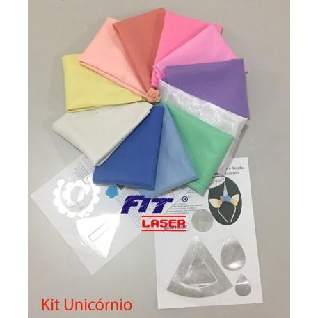 Promoção FLV 21 Tiara de Unicórnio + Tecidos