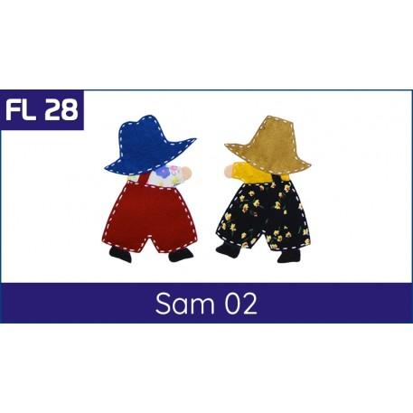 Cartela FL 28