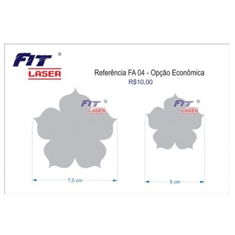 FA 04 - Flor pontinha