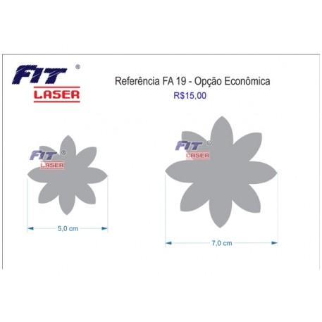 FA 19 - Flor pontas