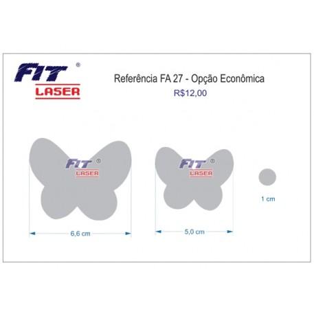 FA 27 - Borboletas