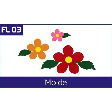 Cartela FL 03