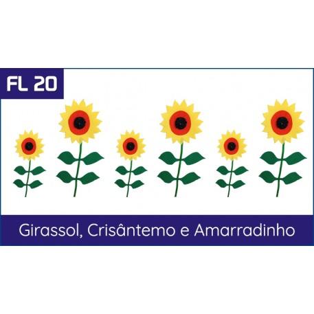 Cartela FL 20