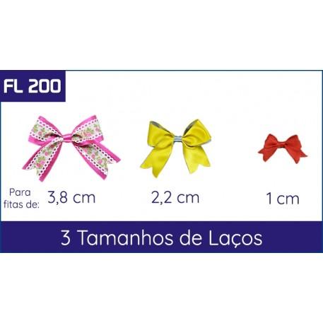 Cartela FL 200 - Laços Práticos