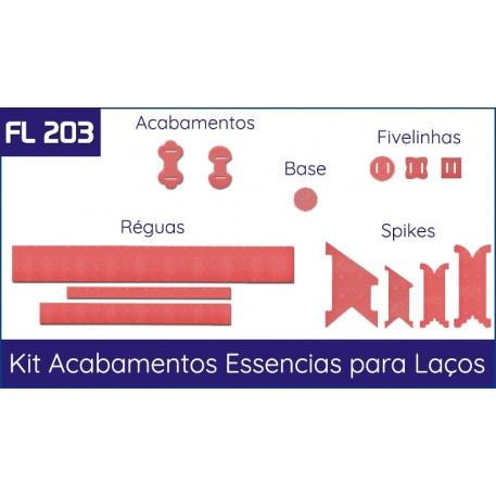 FL 203 - Kit Essenciais para Laços