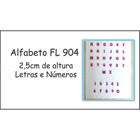 Alfabeto FL 904
