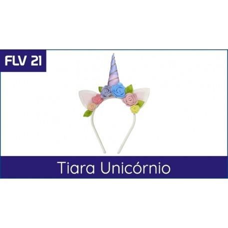 FLV 21 - Tiara Unicórnio