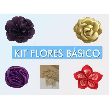 Kit Flores Básico
