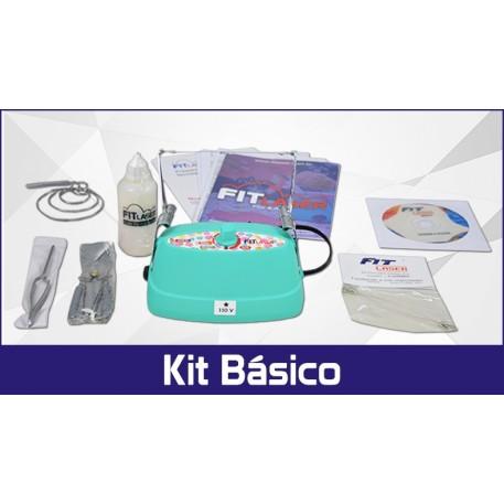 Fit Laser Flor & Arte Kit Básico