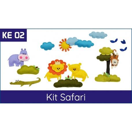 Kit Especial 02 - Kit Safari