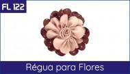 Cartela FL 122 - 2 réguas