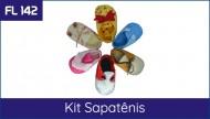 Promoção Sapatênis (FL 142 P + M + G)