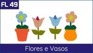 FL 49 - Flores e vazos