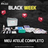 Especial Black Friday - KIT Meu Ateliê Completo