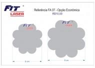 FA 07 - Flor 8 pétalas
