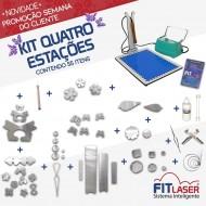Kit Quatro Estações