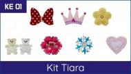 Kit Especial 01 - Kit Tiara