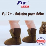 Kit Cartelas FL 174 P, M e G