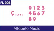 Alfabeto FL 906