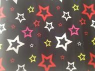 Estrelas Fundo Preto REF 347
