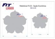 FA 03 - Flor pontinha