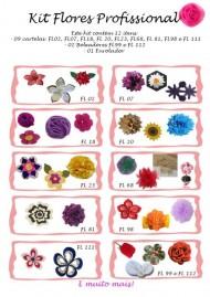 Kit Flores Profissional